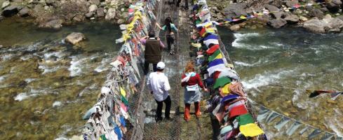 Négy nap Bhutánban